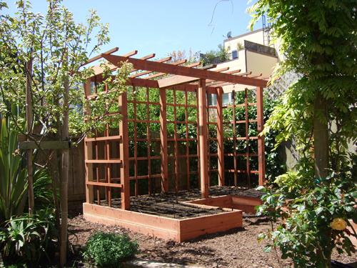 Garden Arbor II Gentle Giants Gardening